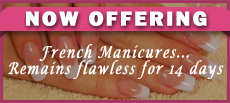 Permanent French Manicure