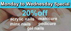 Fifi nail services coupons